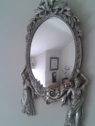 Rose room reflection